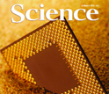 Cover of the March 26, 2010 issue of the journal Science.