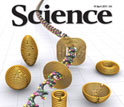 Cover of the April 15, 2011 issue of the journal Science.