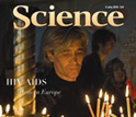 Cover of the July 9, 2010 issue of the journal Science.