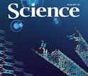 Image of the July 22 cover of the journal Science