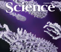 Cover of the September 2, 2011 issue of the journal Science.