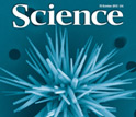 Cover of the October 15, 2010 issue of the journal Science.