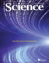 Cover of the December 2, 2011 issue of the journal Science.