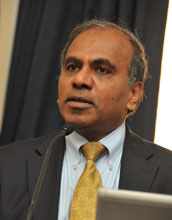 Image of NSF Director Dr. Subra Suresh.