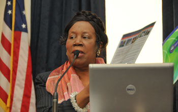 Image of Representative Sheila Jackson Lee.