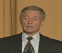 National Medal of Science winner Leonard Kleinrock describes the first data transfer on the Internet