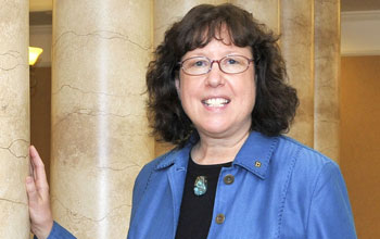 photo of Professor Marge Skubic