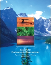 New NSF Report: Sensors for Environmental Observatories