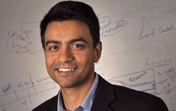 Deb Roy, co-founder of Bluefin Labs