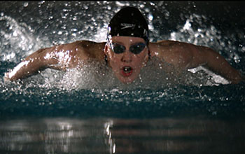 Photo of swimmer Missy Franklin.