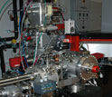 Photo of the nanoscale secondary ion mass spectrometry instrument.