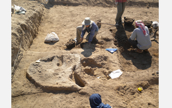 The first excavation of Tell Zeidan in 6,000 years reveals a society divided by social inequality.