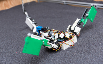 photo of the MuddyBot robot