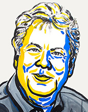 Richard H. Thaler portrait.