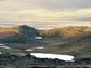 Greenland tundra near the ice sheet.
