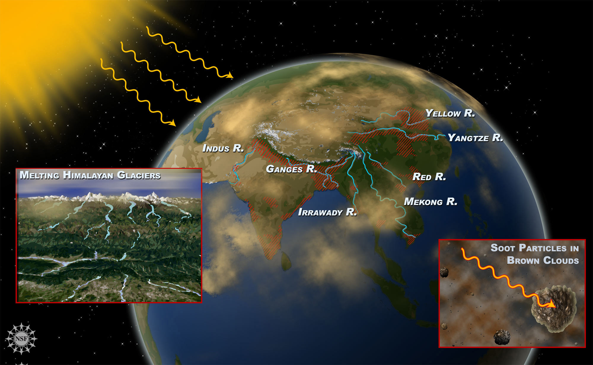 multimedia gallery air pollution impacts global warming nsf