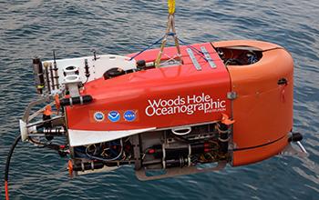 hybrid remotely operated vehicle Nereid Under-Ice