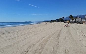 Iconic California Beaches Have Lost