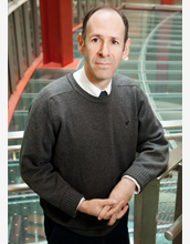 Photo of Sheldon Jacobson, industrial engineer and researcher at UIUC.