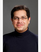 Photo of Ruben Proano, industrial engineer and researcher at RIT.