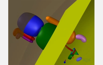 "Watch this ""Virtual Cell"" animation to learn how proteins are transported in a cell."