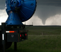 In spring, 2009, scientists on VORTEX2 used an army of instruments to follow tornadoes.