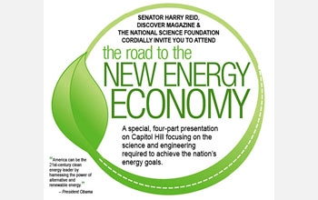 The Road to the New Energy Economy.