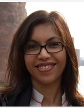 Photo of Tanzeem Choudhury, assistant professor of computer science at Dartmouth College.