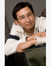 Photo of Jun Yao, a graduate student at Rice University.