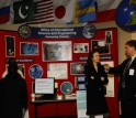 photo of exhibit for the next generation of globally engaged scientists and engineers