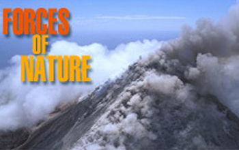 Forces of Nature - image of volcano