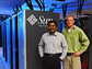Srinivas Aluru and Steve Nystrom