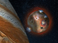 atmospheric collapse of Jupiter�s volcanic moon lo