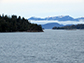 Barkley Sound, off the coast of British Columbia