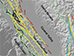 stresses on California's earthquake faults