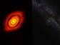 the protoplanetary disk around HL Tauri