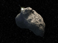 artist's concept of a Kuiper Belt object
