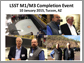 LSST M1/M3 Completion Event