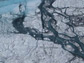 meltwater rivers, Greenland ice sheet