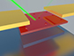the new photodetector consists of nanocavities sandwiched between a ultrathin single-crystal germanium