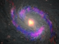 the galaxy M77, also known as NGC 1068