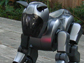 the robot dog, AIBO
