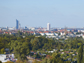 skyline of Leipzig, Germany
