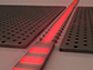a zero-index waveguide stretches a wave of light infinitely long