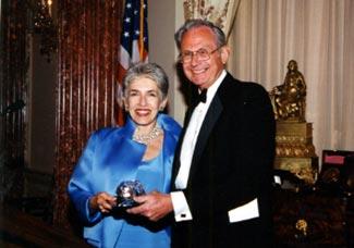 Dava Sobel and Michael Ambrosino