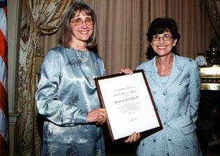 Eugenie C. Scott and Paula Apsell