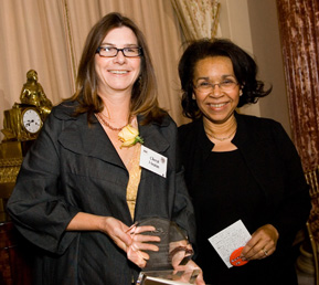 Image of Cheryl Heuton and Shirley Malcom