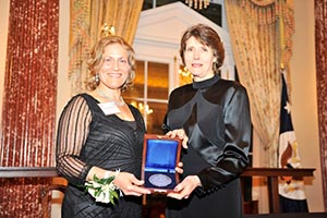 Image of Ruth David and Cynthia Robinson