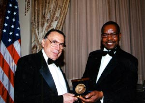 Erich Bloch and George Langford