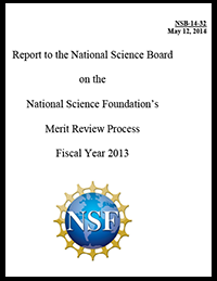 Report to the National Science Board on the National Science Foundation's Merit Review Process Fiscal Year 2013 - Slide5